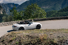 Mazda MX-5 ND (RaceOnTheEdge) Tags: 06 alpes alpesmartimes audi azur cte french gt86 honda mx5 mazda miata na nb nc nd riviera s2000 tt toyota road latour provencealpesctedazur france fr