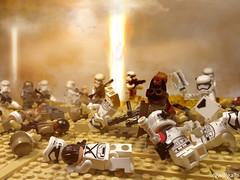 Knightmare: The Force Awakens (willgalb) Tags: lego batman knightmare star wars stormtrooper first order theforceawakens bvs
