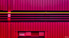 Audincourt_0616-9 (Mich.Ka) Tags: audincourt doubs franchecomte abstract abstrait architecture bâtiment façade grafic graphique industrial industrialdesign industriel magasin montbeliard urbain urban