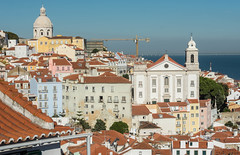 View of the Alfma District from Largo das Porta do Sol, Lisbon (Peter Cook UK) Tags: view do lisbon sol alfma largo 2016 das porta portugal