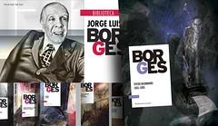 Tomo 18 Biblioteca Borges (Andrs Casciani) Tags: coleccinborges borges illustration digitalart publicadas