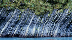 inclination (go wild - NZ outside) Tags: geology canyon creek canterbury conservation new zealand sedimentary layers