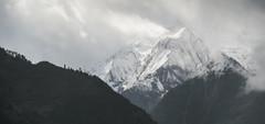 Snowy Peak (PBucket) Tags: peak mountain top snow snowy day cold green mighty austria zell am see landscape shape