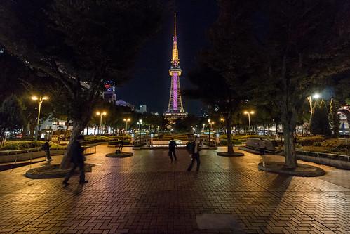 Hisaya-Odori Park, Sakae, Nagoya
