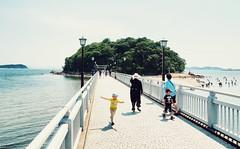 : Takeshima Island in Gamagori, Japan (Jon-F, themachine) Tags: jonfu 2016 olympus omd em5markii em5ii em5mkii em5mk2 em5mark2  mirrorless mirrorlesscamera microfourthirds micro43 m43 mft ft      snapseed japan  nihon nippon   japn  japo xapn asia  asian fareast orient oriental aichi   chubu chuubu    gamagori takeshima  outdoors  island  islands