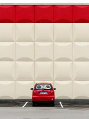 colour-sensitive-parking (coupeuse meier) Tags: repeat wiederholung garage de urban city stadt fertig beton albern hysterie alltag und monotonie ruhrgebiet duisburg