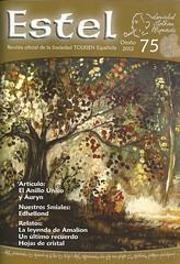 Sociedad_Tolkien_Espanola_Revista_Estel_75_portada (Sociedad Tolkien Espaola (STE)) Tags: ste estel revista tolkien esdla lotr