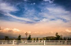 Beyond the sky is my dreams and my limits (Suwaidyah) Tags: dream creative blue clouds sky d4s nikon aisa shamakii travel azerbaijan