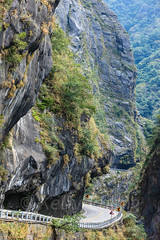 Taiwan-121116-744 (Kelly Cheng) Tags: asia northeastasia taiwan tarokogorge tarokonationalpark color colorful colour colourful day daylight gorge green landscape nopeople nobody outdoor river rock sunny sunshine tourism travel traveldestinations vertical vivid water