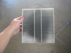 2011-2017 Mitsubishi Outlander Sport HVAC Cabin Air Filter - (paul79uf) Tags: 2011 2012 2013 2014 2015 2016 2017 mitsubishi outlander sport cabin air filter clean cleaning limpiar cambiar filtro como hacer location where find it glove box dashboard hvac blower motor housing 3rd third generation part number