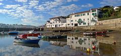 Socoa (YellowSingle ) Tags: socoa harbor atlantic ocean fishing boat pays basque leica