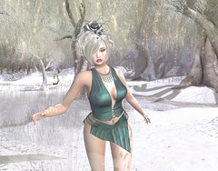 - Look 707 - Winter (aisha.cahir ✿ {Blogger}) Tags: mesange eyes eyeshud adoness hairfree hunt winter womenonlyhunt chapterfour graffitiwear designercircle descontos it necklace earring topmesh skirtmesh kawaii free omegahudeyes