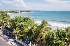 Kuta Beach Bali (SebastienToulouse) Tags: beach indonesie street sunset vague mer rue arbre burger ocean piscine kuta bali indonsie id