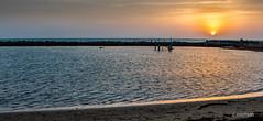 DSC_1251 (mlahsah) Tags: sunset sea redsea nikon nikond750 ngc fisherman      jazan