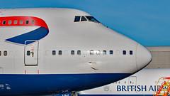 G-CIVW - Boeing 747-436 - LHR (Seán Noel O'Connell) Tags: britishairways gcivw boeing 747436 747 heathrowairport lhr jfk ba183