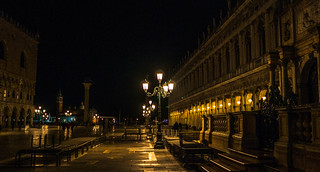 San Marco at nigth