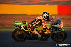 Kawasaki Godier Genoud. Radical Team