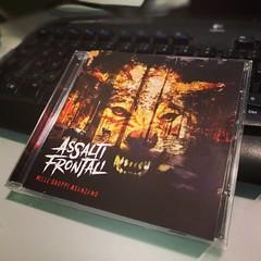 """È uscito oggi il nuovo Assalti Frontali """"Mille Gruppi Avanzano"""" #assaltifrontali #militanta #bonnot #polg #goodfellas #indiemusic #rap #hiphop"""