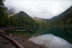 Озеро Малая Рица (equinox.net) Tags: 1635mmf4 f80 1400sec 16mm iso800