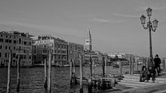 Sota el fanal (Isidro Jabato) Tags: venecia venice venezia salute