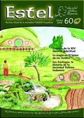 Sociedad_Tolkien_Espanola_Revista_Estel_60_portada (Sociedad Tolkien Espaola (STE)) Tags: ste estel revista tolkien esdla lotr