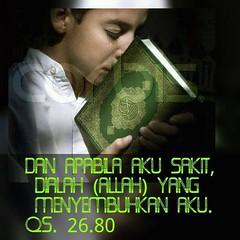 Tata Cara Ruqiah Mandiri (novelarselia) Tags: bacaan ruqiah pengobatan mandiri belajar surat metode