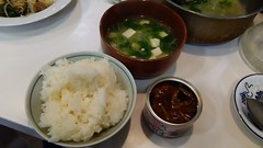 Canned food of the mackerel (Kanda Mori) Tags: canned food mackerel fruit tinned salmon potted ham butter rice boiled time for dinner breakfast supper is ready