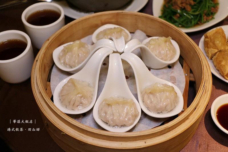 華漾大飯店港式飲茶135