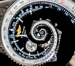 Endless Imagination... (Expressions and Beyond Photography) Tags: breitling navitimer droste endlessimagination canon expressionsandbeyond patterns designs