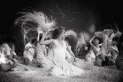 Midsommarnattsdrm (helenespjuth) Tags: monocrome bnw midsommarnattsdrm kungligabaletten balett ballet