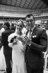 Casamento Social 2016 (Casamento Social) Tags: casamento casal casamentosocial aliança açãosocial amor nav setas ginasioaecimtocantins beijo