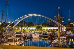 _DSC4576_n (fototaza) Tags: yachts sea light night bluesky wharf green colour boats