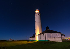 Nash point lighthouse (technodean2000) Tags: nash point lighthouse south wales uk coast nikon d610 lightroom outdoor architecture building