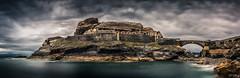 Capucins - (Explore 05/12/16) (f.ray35) Tags: fort finistère bretagne breizh rochers ocean atlantique sombre pose longue filtre nd1000 canon contraste mer landscape