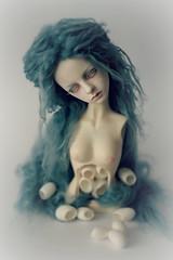 silk (dolls of milena) Tags: bjd abjd resin doll soi dollstown ordoll