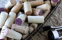 Wine therapy (wenmft) Tags: wine corks corkscrew vino alcohol
