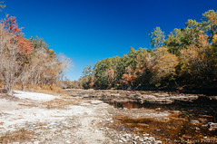 Big Shoals (corran105) Tags: bigshoals bigshoalsstatepark whitesprings river suwannee florida floridahikes hike trail water rapids shoals autumn fall rocky scenic outdoor nature naturalbeauty polarizer bluesky color colorful vsco vscofilm floridatrail floridanationalscenictrail ft fnst