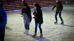 IMG_4328 (ermakov) Tags: gorkypark icerink winter snow boy girl people color m24 streetartkatok