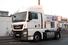 MAN tractor CB9872BP Bulgaria (sms88aec) Tags: man tractor cb9872bp bulgaria