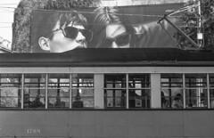Tram (Valt3r Rav3ra - DEVOted!) Tags: nikonf90x nikon bw biancoenero blackandwhite analogico film 35mm valt3r valterravera visioniurbane urbanvisions tram streetphotography street milano ilfordhp5