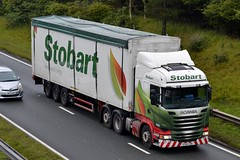 Stobart H8400 PY64 CXN Abigail Katrina A19 Sunderland 28/7/15 (CraigPatrick24) Tags: road truck cab transport lorry delivery vehicle trailer scania logistics sunderland a19 stobart eddiestobart stobartgroup walkingfloor scaniar450 stobartrenewableenergy h8400 py64cxn a19sunderland abigailkatrina