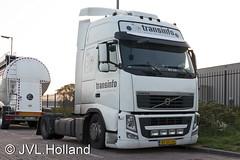 Volvo FH  Transinfo 150813-008-c3 HvH JVL.Holland (JVL.Holland John & Vera) Tags: netherlands canon europe transport nederland zuidholland hoekvanholland vervoer transinfo volvofh jvlholland canonpowershotg1x