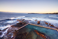 Gold Nuggets At North Curl Curl with the Sony a7rii (sachman75) Tags: ocean water pool swimming golden waves sydney australia nsw swimmer newsouthwales rockpool northernbeaches northcurlcurl oceanbaths leefilters ndgrad12 sonyzeiss1635mmf4zaoss sony1635mmf4fe sonya7rii sonya7r2
