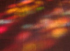 Lichtreflexe 4 (MKP-0508) Tags: reflections kirche normandie coloured normandy bunt basilika basilique fntre kirchenfenster lichtspiele bariol douvresladlivrande notredamededlivrande