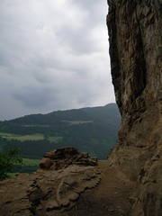 20110611°09Puxerloch Höhlenburg Teufenbach Steiermark (rerednaw_at) Tags: puxerloch höhlenburg teufenbach steiermark