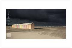 autumn is coming back (Emmanuel DEPARIS) Tags: mer beach nikon du chalet cote plage emmanuel manche nord berck dopale deparis