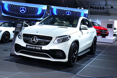 2015 MERCEDES GLE 63 AMG COUPE (dale hartrick) Tags: coupe amg gle ercedes gle63