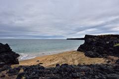 VESTURLAND - Skarðsvík - liitle golden beach (Andrea Zille) Tags: iceland islanda republicoficeland lýðveldiðísland islandazilleandrea