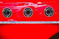 Super Blood Moon (Icedavis) Tags: auto show red 1955 car minnesota back buick riviera meetup minneapolis 50s mn cmwd cmwdred backtothe50scarshow 1955buickriviera