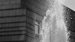 20150724-P1000377 (katharina_amari) Tags: blackandwhite berlin architektur schwarzweiss regierungsviertel bauten teufelsberg lostplaces beelitzerheilstätten